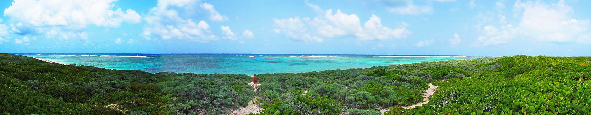 Nancy and Walker's Secret Beach, Anegada