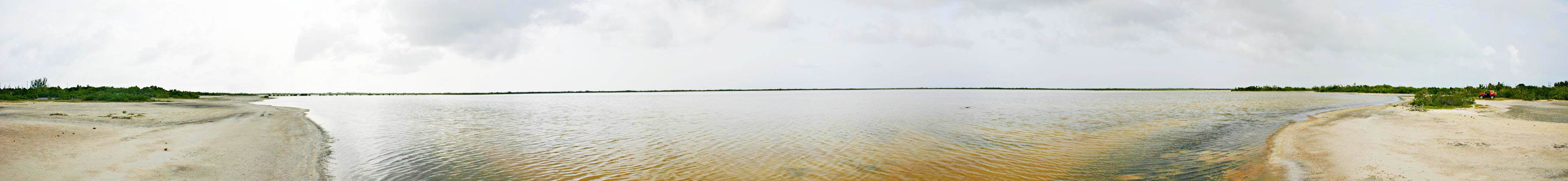 Flamingo Pond, Anegada