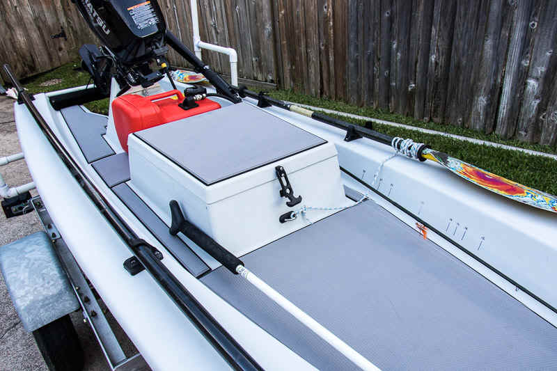 Rigging A Solo Skiff From A Fly Fisherman S Perspective