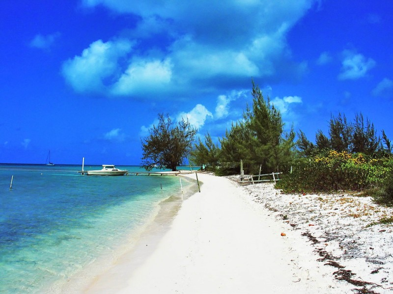 Whistling Pines Point on Anegada