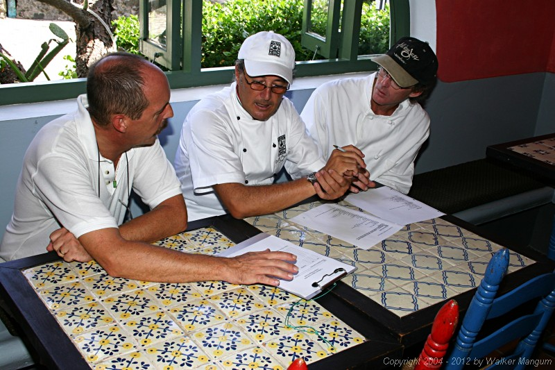 Taste of the Caribbean Competition
