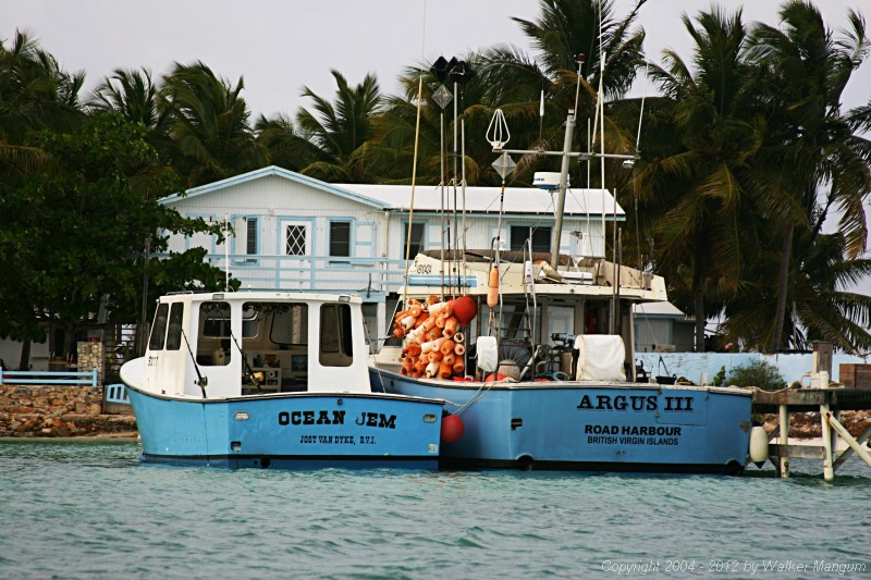 Neptune's Treasure. Ocean Jem is Foxy's boat, and Argus III is Mark Soares' longline fishing boat.