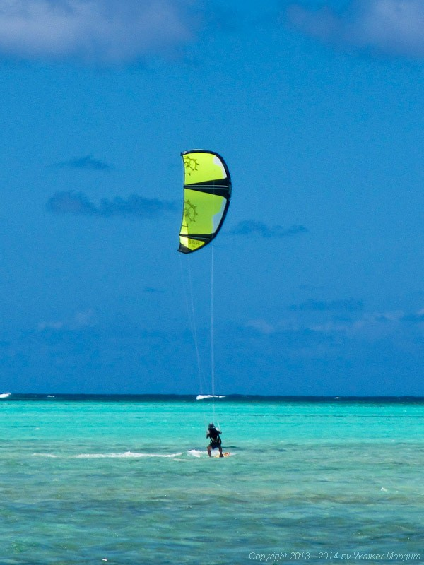 How many 65 year old kiteboarders do you know?